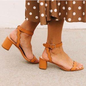 Loeffler Randall Shoes - Loeffler Randall Emi Block Heel Sandals